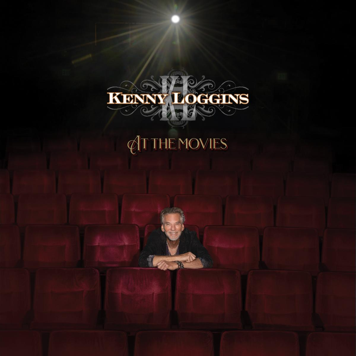 Kenny Loggins - At The Movies Cover